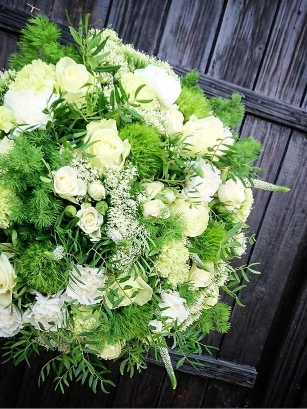 Fleurs de saison (autour du Blanc)