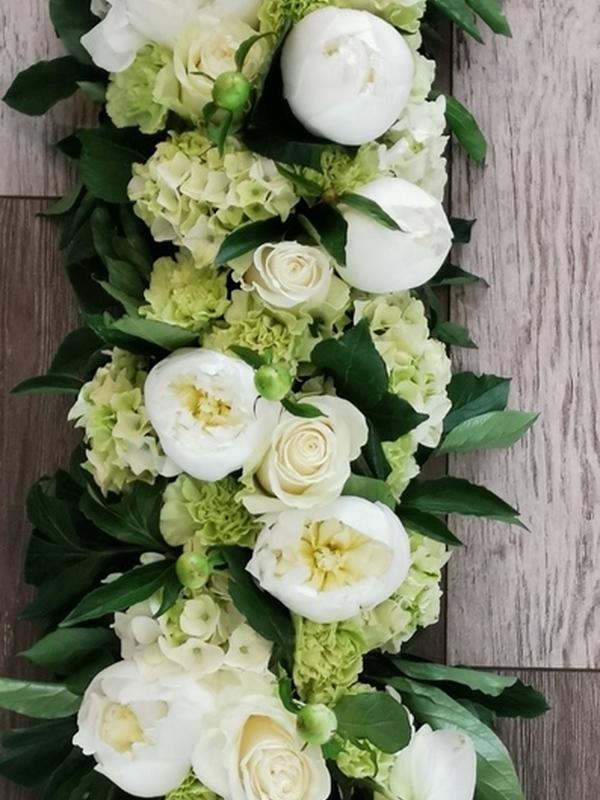 Raquette Blanc/Vert